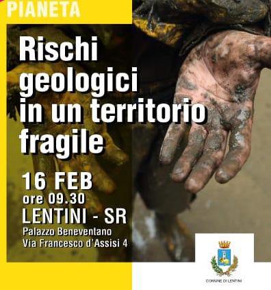 """""""Rischi geologici in un territorio fragile"""""""