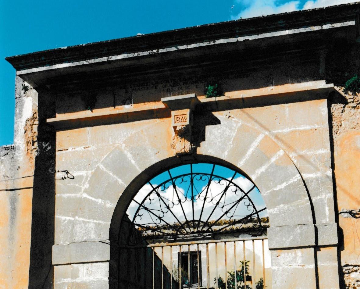Cavadonna: il tenimento della Chiusazza