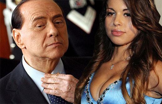 Silvio Berlusconi Ruby Rubacuori