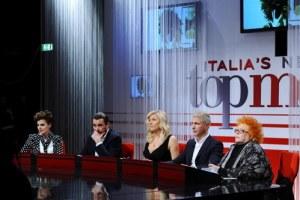 Giuria di Italia's Next Top Model 4