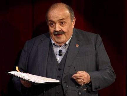 Maurizio Costanzo Talk RaiDue
