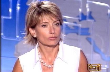 Tiziana Ferrario giornalista TG1 Foto