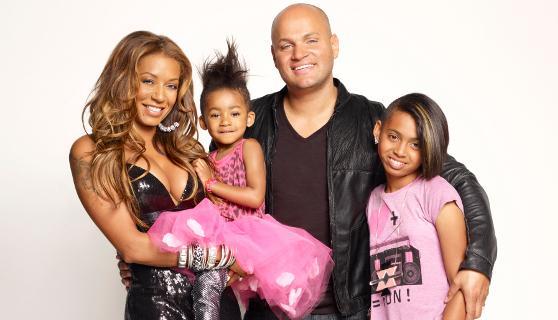 Mel B Famiglia Foto
