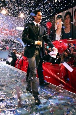 Andrea Cocco Grande Fratello 11 Canale5 Foto