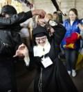 Papa Wojtyla Beatificazione Roma