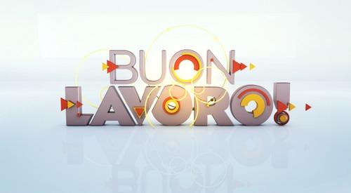 Buon Lavoro Nicolò Bongiorno Logo