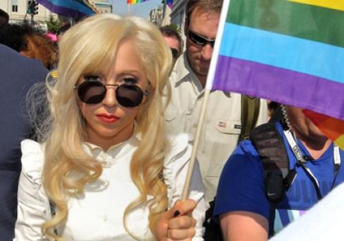 Lady Gaga Europride Foto