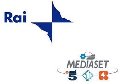 Rai Mediaset Sky Ascolti Tv Auditel Foto