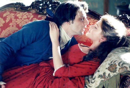 Vittoria Puccini e Alessandro Preziosi Elisa di Rivombrosa Foto