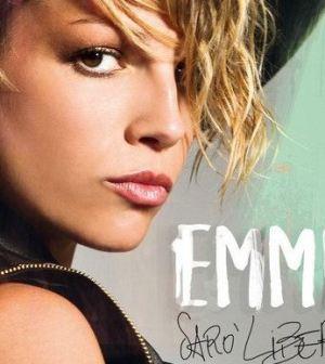 Foto nuovo album di Emma 'Sarò Libera'