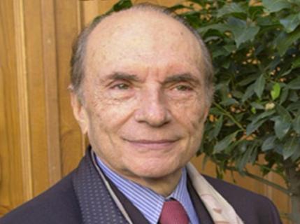 Enrico Manca ex Presidente Rai Foto
