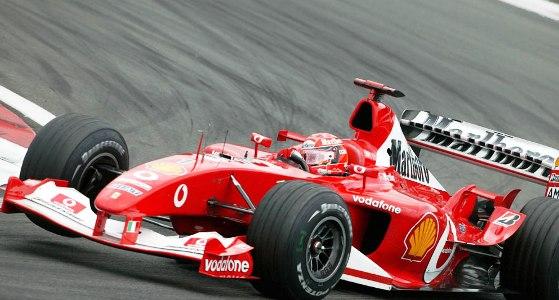 Formula 1 Ferrari Foto