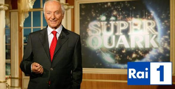 Piero Angela Super Quark Rai1 Foto