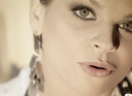 Foto della cantante Alessandra Amoroso