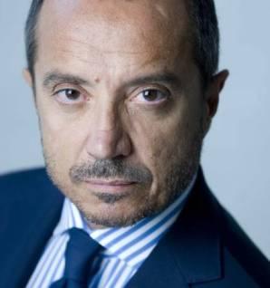 Foto del giornalista e conduttore Franco Di Mare