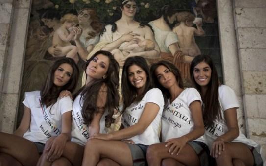 Foto della Miss mamma 2011