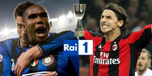 Supercoppa Milan-Inter Rai Foto