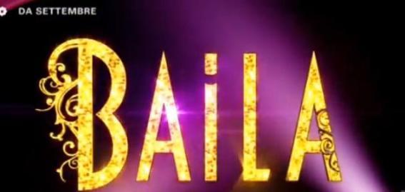 Foto del nuovo programma di canale 5 Baila!