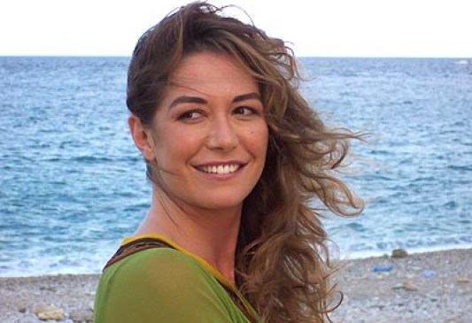 Tessa Gelisio conduttrice di Cotto e mangiato Foto