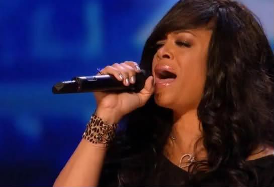 Stacey Francis esibizione prima puntata di X-Factor Usa