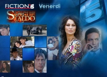 Sangue Caldo Fiction Canale5 Foto