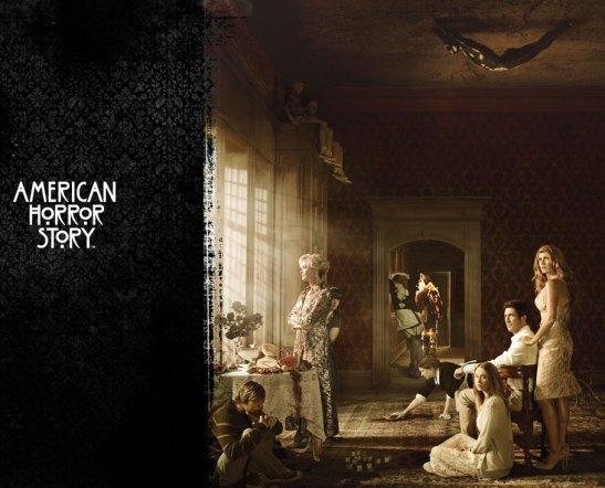 American horror story fox serie tv locandina
