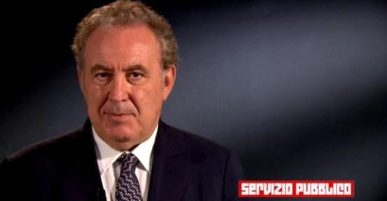 Michele Santoro Servizio Pubblico Foto