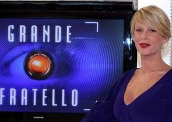 Alessia Marcuzzi Gf