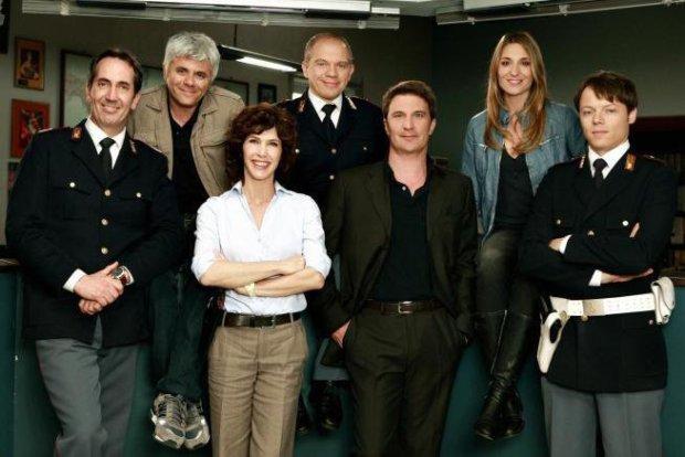 Cast di Distretto di polizia 11