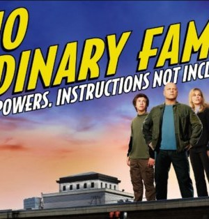 locandina serie tv No ordinary family