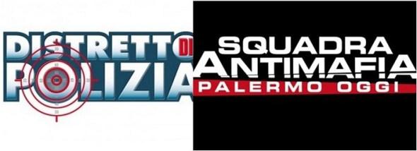 foto logo Distretto di polizia 11 e Squadra antimafia Palermo oggi