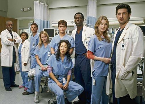 Grey's Anatomy, seconda edizione