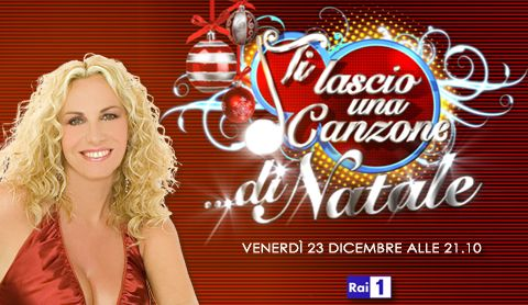 Antonella Clerici speciale Natale