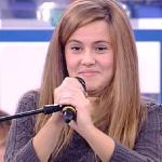 Francesca cantante Amici 11