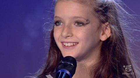 Italia's Got Talent 3 Syria Luongo