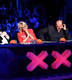 I tre giudici di Italia's Got Talent