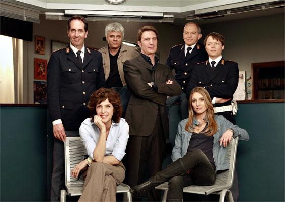 foto cast Distretto di polizia 11