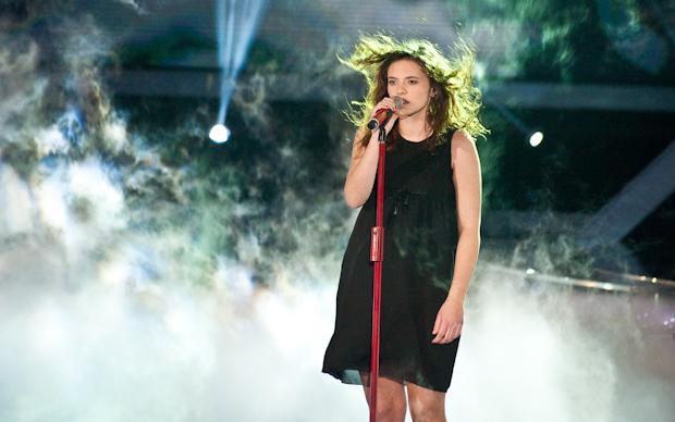 Foto Francesca Michielin vincitrice X Factor 5