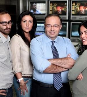 tv talk cast