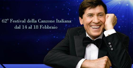 Locandina Sanremo 2012