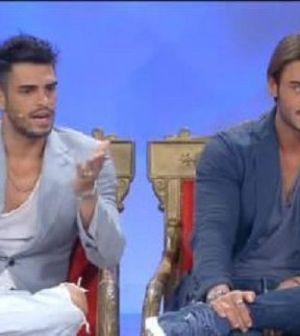 Francesco Monte e Cristian Galella verso Emiliana e Chiara