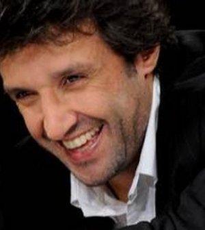 Il conduttore Flavio Insinna