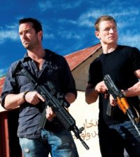 sullivan stapleton e philip winchester in Strike back project dawn senza regole