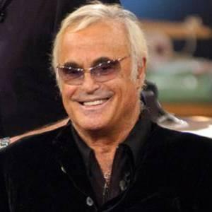 Il cantante Franco Califano