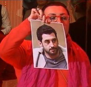 Foto di Kevin che nomina Ferdinando