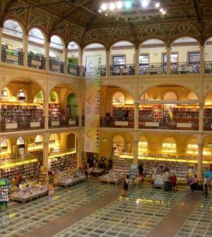 Sala Borsa, grande biblioteca di Bologna