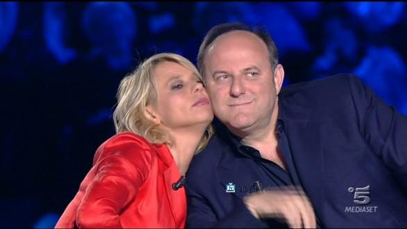 Gerry Scotti e Maria De Filippi giudici di Italia's Got Talent