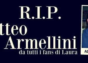 Matteo Armellini Cartellone Fan Club Pausini