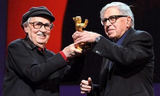 Paolo e Vittorio Taviani Orso d'Oro a Berlino 2012