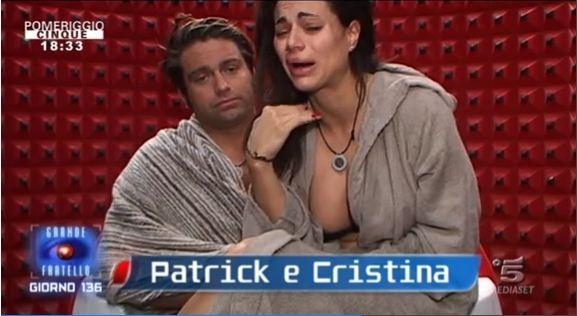Anticipazioni Grande Fratello Ecco La Prova Settimanale Cristina